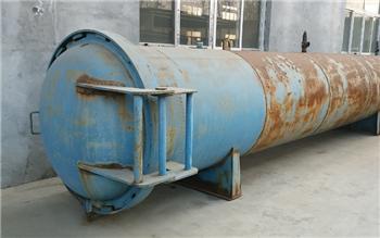 鄂州二手硫化罐回收