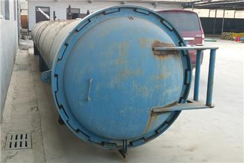 鄂州二手硫化罐回收服务